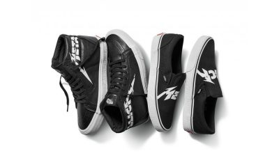 Metallica Vans New Range Merchandise