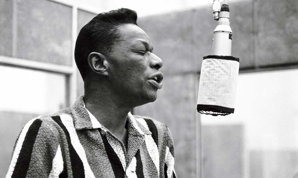 Nat King Cole approved