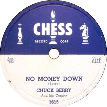 No Money Down Chuck Berry