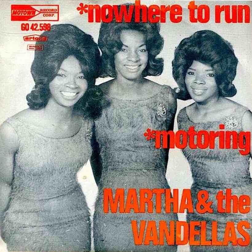 Nowhere To Run Martha Vandellas