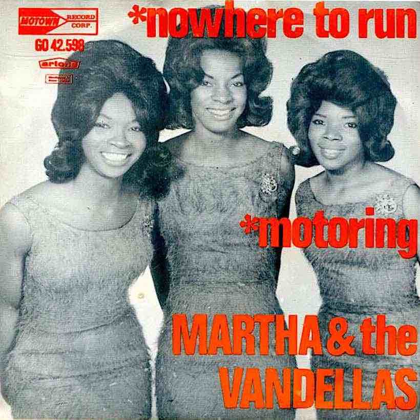 Nowhere To Run Martha Vandellas