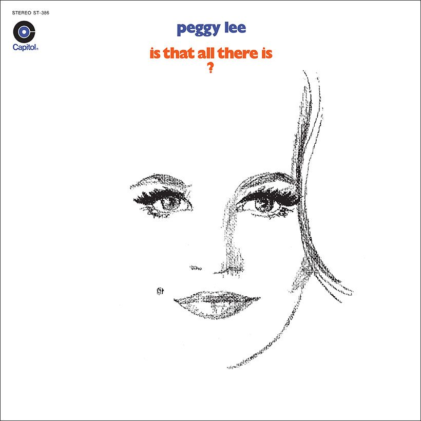 Peggy Lee Is That All There Is Album Cover web optimiased 820