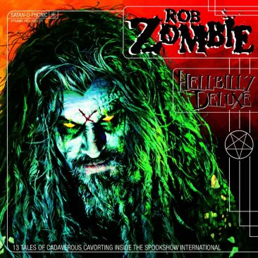 How Rob Zombie Came Out Firing On All Cylinders With 'Hellbilly Deluxe'