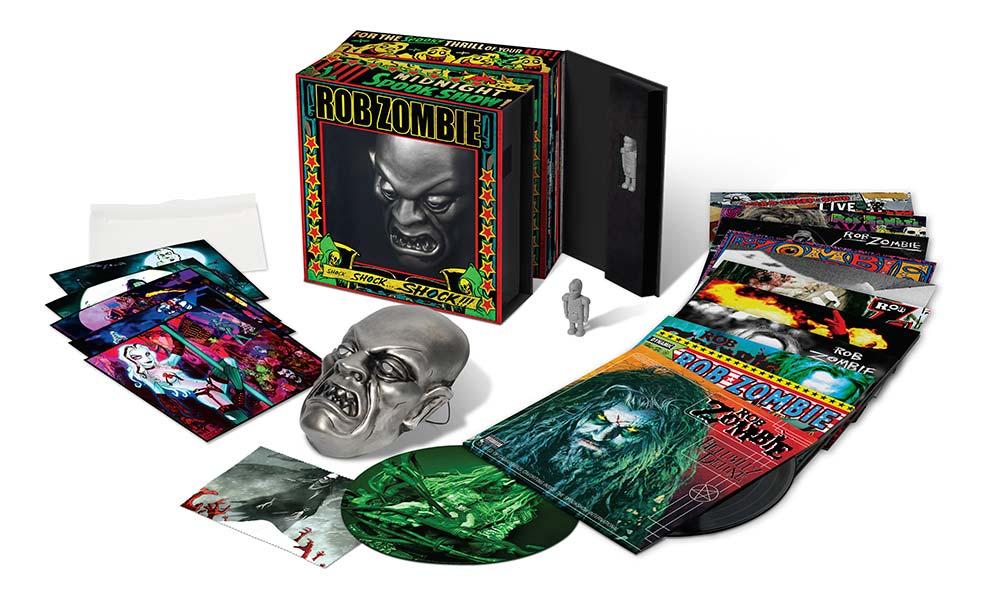 Rob Zombie Box Set
