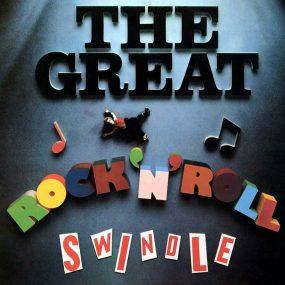 Sex Pistols Great Rock'n'Roll Swindle Album Cover web optimised