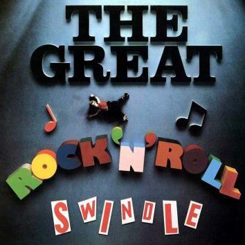 Sex Pistols Great Rock'n'Roll Swindle Album Cover web optimised