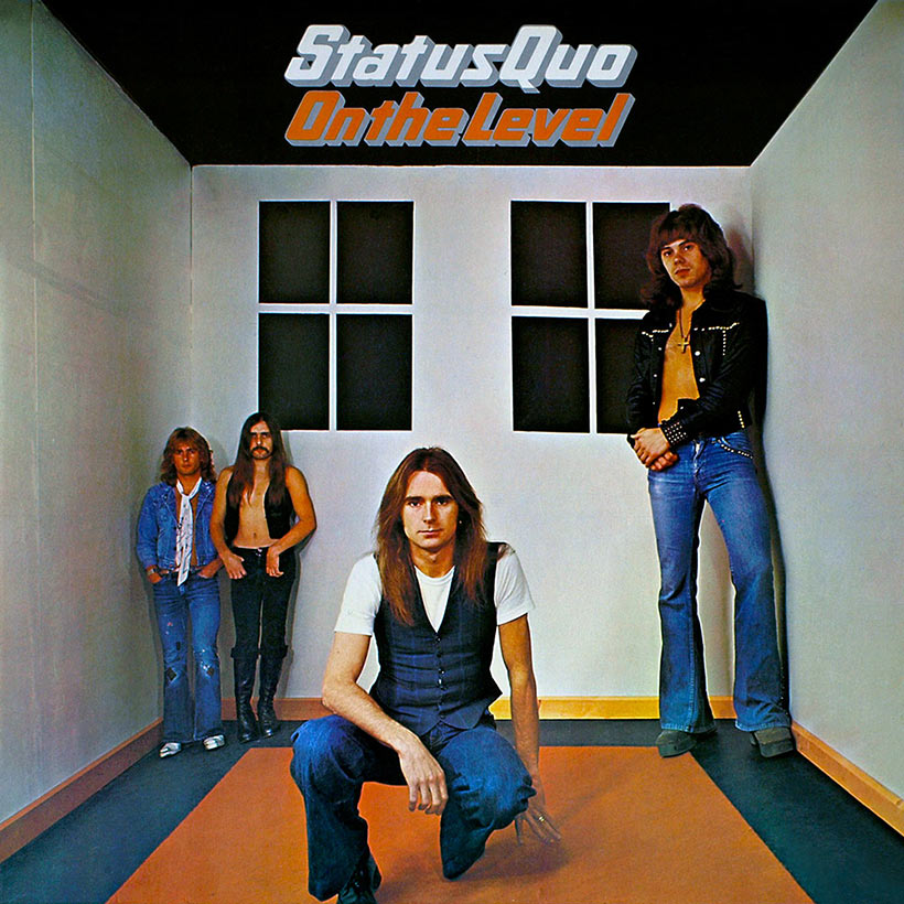 Status Quo On The Level Album Cover Web optimised 820