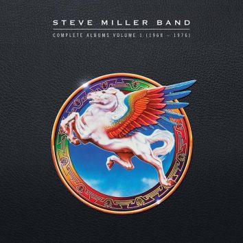 Steve Miller Band Vinyl Box