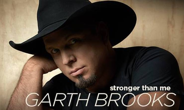 Stronger Than Me Garth Brooks