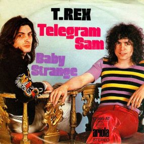 T Rex Telegram Sam