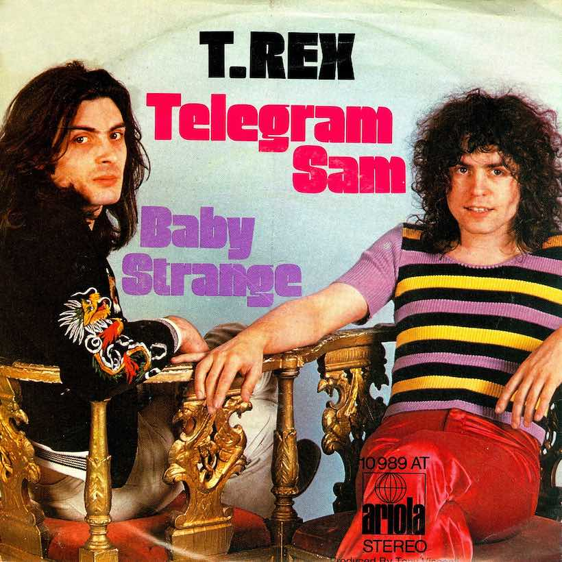 T Rex Telegram Sam