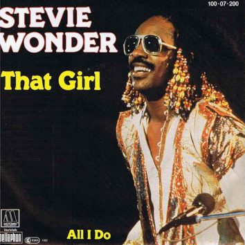 That Girl Stevie Wonder