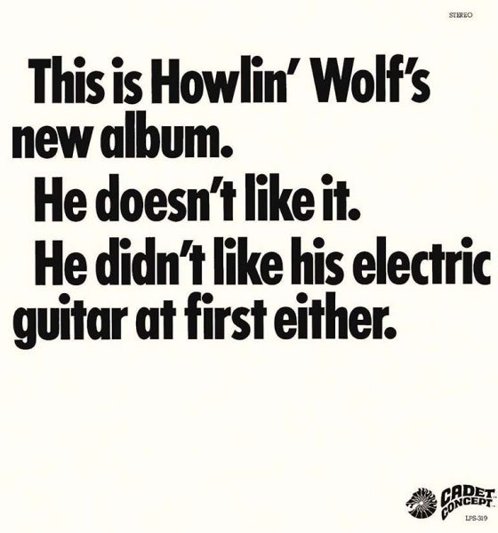 The Howlin Wolf Album psych cover 820