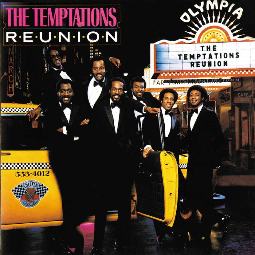 The Temptations Reunion Dennis Edwards