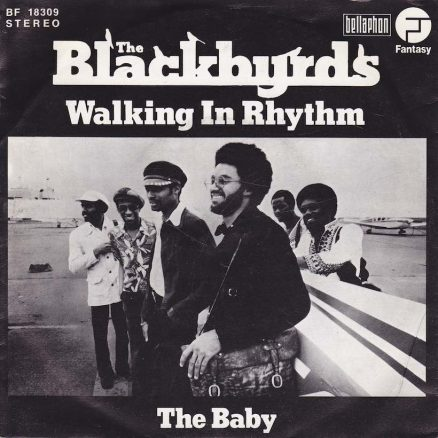 Walking In Rhythm Blackbyrds