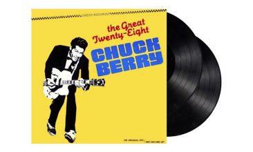 "Win Chuck Berry's ""The Great Twenty-Eight"" Double Vinyl"