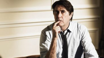 "Bryan Ferry Would ""Like To Do More"" New Music With Former Roxy Music Colleague Brian Eno"
