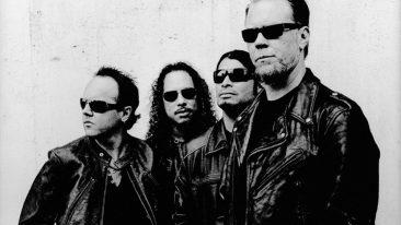 Metallica To Receive Sweden's Prestigious Polar Music Prize