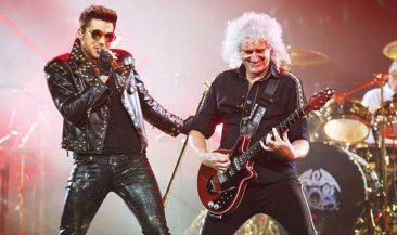 Queen + Adam Lambert Announce Further UK & Europe Shows