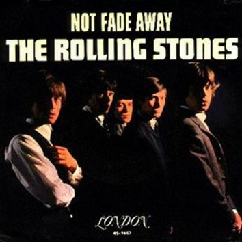 Rolling Stones Not Fade Away