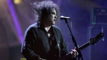 The Cure's Robert Smith To Curate 2018 Meltdown Festival