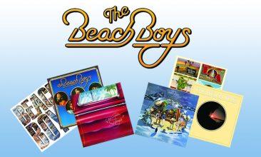 Win Six Beach Boys Albums On Vinyl!