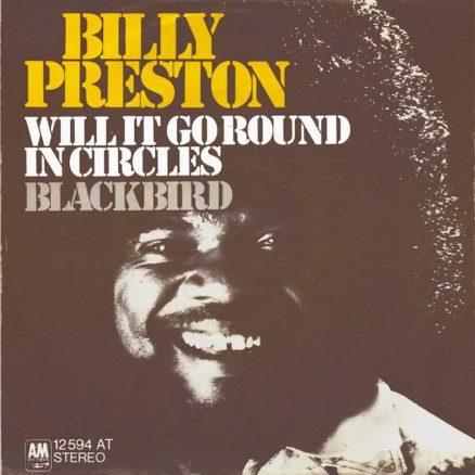 Billy Preston Will It Go Round In Circles