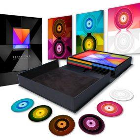 Brian Eno Box Music Installations