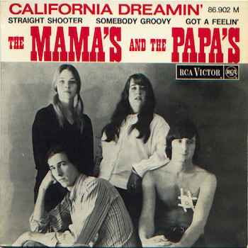 California-Dreamin Mamas and Papas
