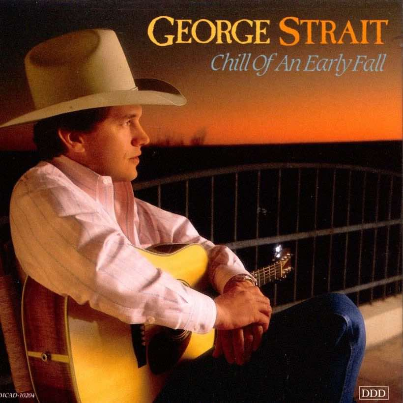 George Strait Enjoys The 'Chill Of An Early Fall'