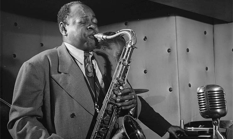 Coleman Hawkins Miles Davis Three Deuces New York July 1947