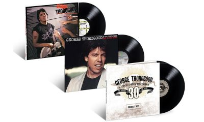 George Thorogood vinyl reissues web optimised 1000