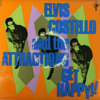 Get Happy Elvis Costello