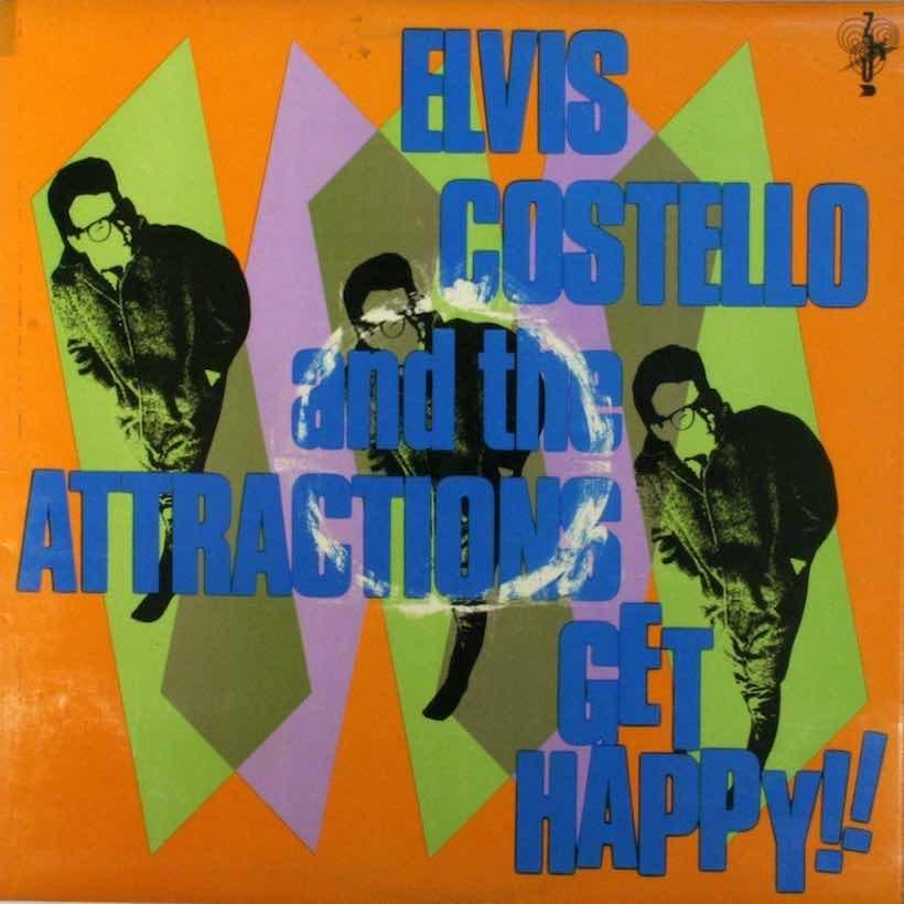 Get Happy Elvis Costello