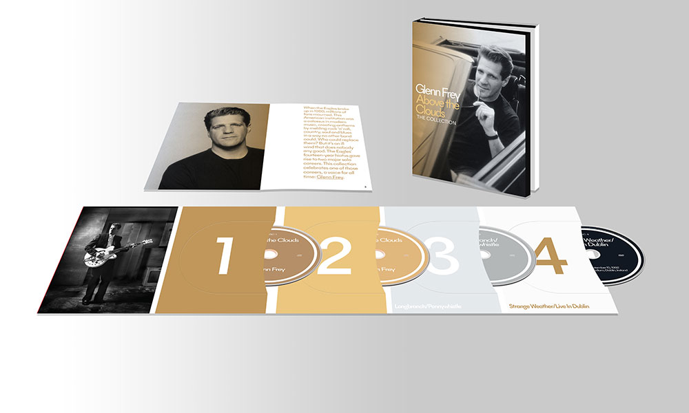 Glenn Frey Clouds Box Set