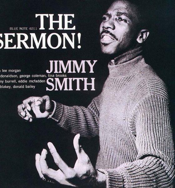 Jimmy Smith The Sermon Album Cover Web Optimised