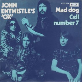 John Entwistle Ox single