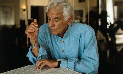 Leonard Bernstein Portrait