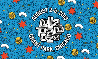 Lollapalooza 2018 Poster