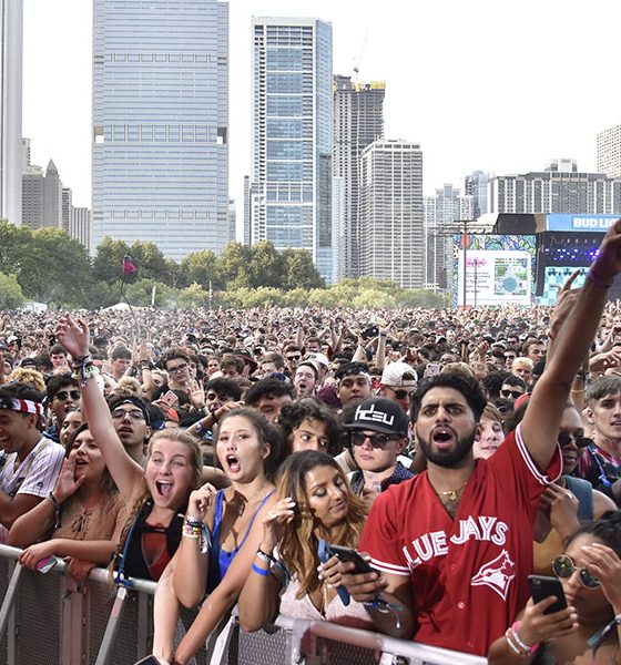 Lollapalooza Photo: Tim Mosenfelder/Getty Images