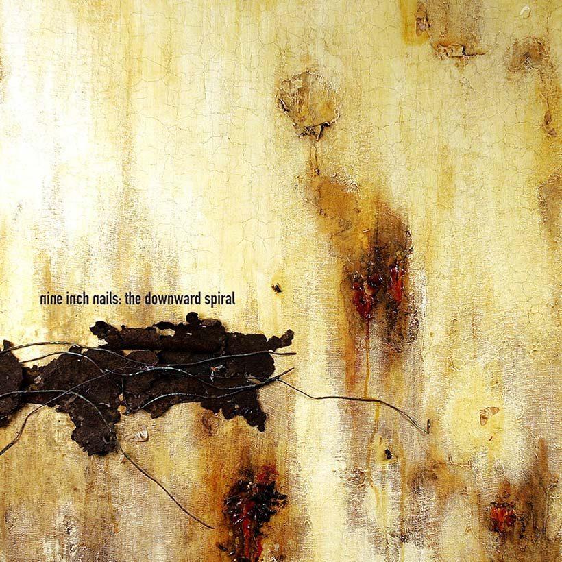 Nine Inch Nails Downward Spiral album cover web opimised 820