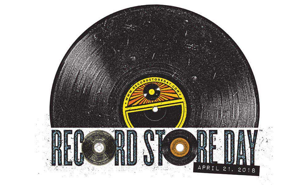 Record Store Day 2018 logo