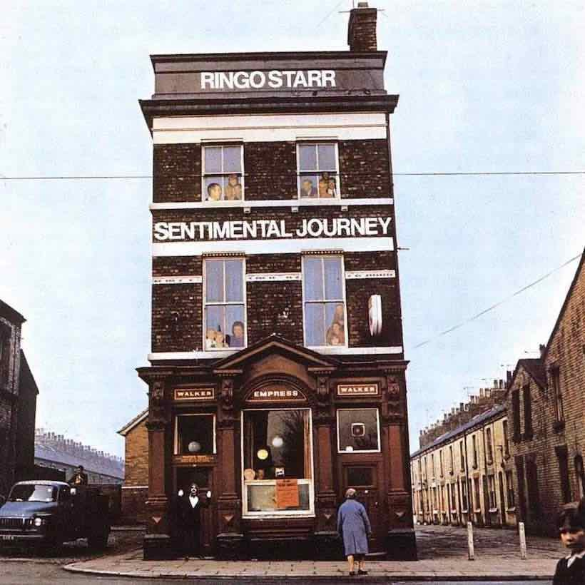Sentimental Journey Ringo Starr
