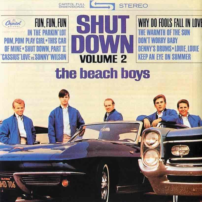 Shut Down Vol 2 Beach Boys