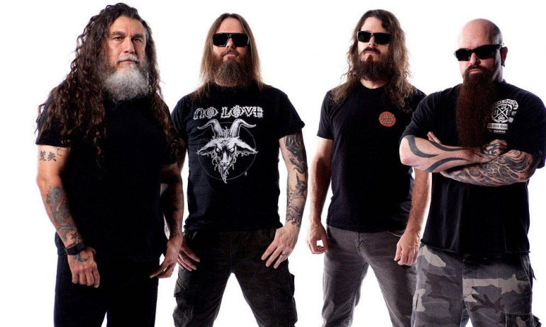 Slayer final tour adds SA tour date