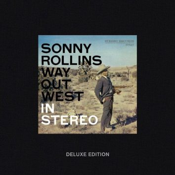 Sonny Rollins Way West Reissue