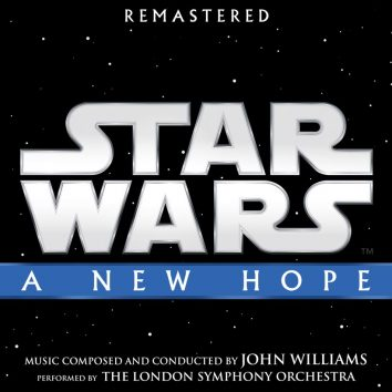 Remastered Star Wars Albums