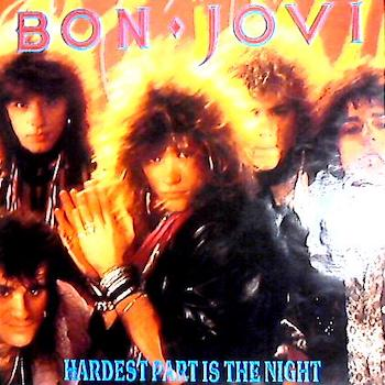 The Hardest Part Is The Night Bon Jovi