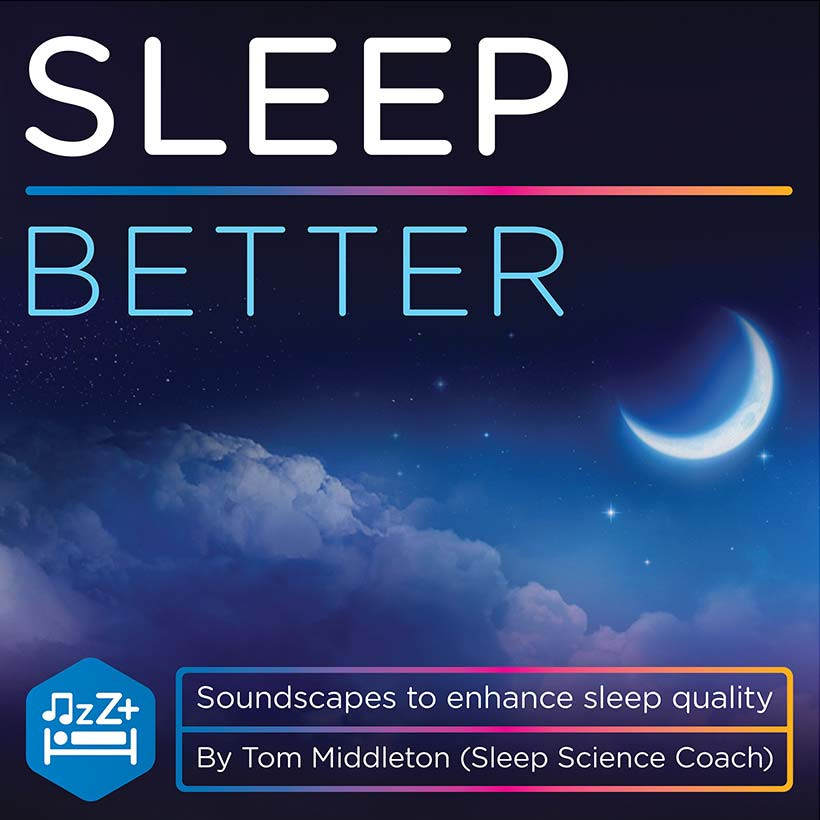 Tom Middleton Sleep Better Album