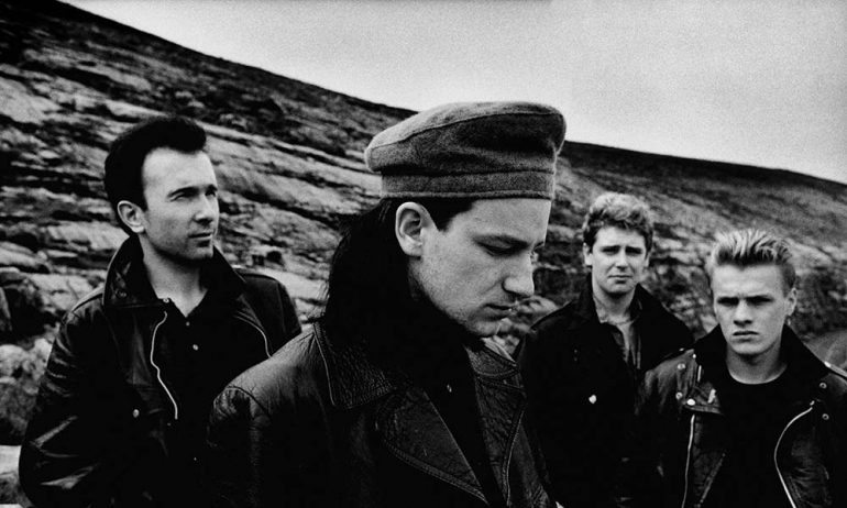 Trio Of U2 Landmarks Get New 180 Gram Vinyl Reissues
